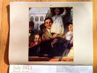 独立記念日に寄せてノーマン・ロックウェル - mintwood journal