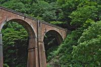 碓氷第三橋梁(めがね橋) - デジカメ写真集