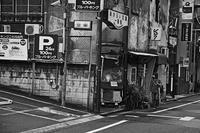 新宿花園界隈(スナップ) - デジカメ写真集