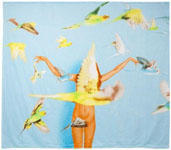Ryan McGinley: ビーチタオル WOW Project (Works on Whatever) - Satellite