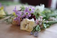 「花のしつらい教室」2014春〜参加者募集 - きままなクラウディア