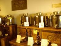 サンミゲルオイルの店『Olio Fino』 - Tea's room  あっと Japan