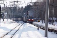 藤田八束の鉄道写真@災害からの復興に鉄道を大切に・・・歴史が語る鉄道の大切さ、廃線は絶対にダメどうすれば継続できるかそれは全道から見るべき、北海道知事にしっかりして欲しい - 藤田八束の日記