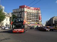 5/1より運行再開!@ブカレスト・観光バスBucharest City Tour - ルーマニアへ行こう! Let's go to Romania !