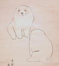 蘆雪の仔犬 - ≫自★遊☆猫★道≪