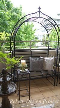 ガーデン&テラスにお勧めな噴水~❤ - インテリア&ガーデンSHOP rekett
