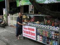 ベトナム(ホイアン)旅行記(4)Madam Khanh - The Banh Mi Queen - 旅のホルマリン漬け