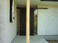 玄関ドアのメンテナンス - シンプルで心地いい暮らし