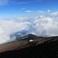 子連れ富士登山2014(6) 富士宮ルート 下山はプリンスコースへ - ITエンジニアで2児のPapaが仕事さぼらず(?)書くblog
