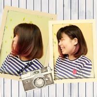毎度楽しいお客さん♪ - 松江市美容室 hair atelier bonet(ヘアアトリエボネット)大人女性のための美容室 。