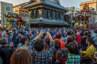 川越祭り-2- - デジカメ写真集