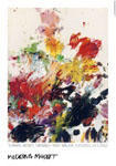 Cy Twombly: Untitled (1990) ポスター - Satellite