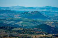 オルチャ渓谷(val d'Orcia)の思い出 - デジカメ写真集