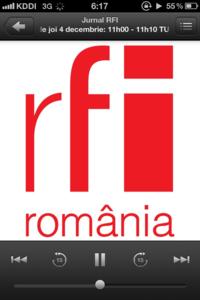 ルーマニアのラジオ - ルーマニアへ行こう! Let's go to Romania !
