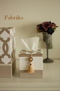 オリジナル作品を作ってみましょう! - Fabrikoのカルトナージュ ~神戸のアトリエ~