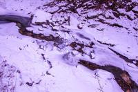 氷の世界@中津川渓谷 - デジカメ写真集