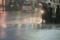 土砂降り - デジカメ写真集