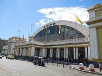 新しいバンコク中央駅(ただし工事中) - いわんや(=引退したイ課長)ブログ