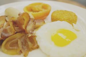 Breakfast - Sapporo Journal