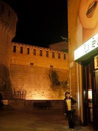 2015イタリア旅行記⑭(Dozzaのトラットリア) - ユキキーナの日記