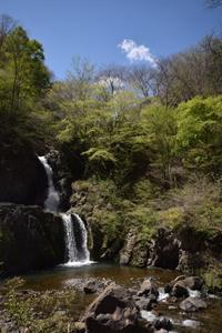 新緑の上野村(竜神の滝~中正寺)2015 - 楽しいことさがし3