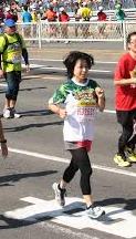 大阪マラソン2015(中平) - 柚の森の仲間たち