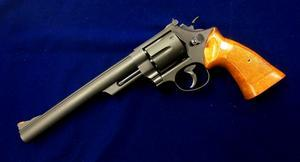タナカ モデルガン S&W M29 8-3/8inch カウンターボアード ヘビーウエイト - 上野アメ横 モデルガンショップ Take Fiveのブログ 最新情報はこの文字をクリック!
