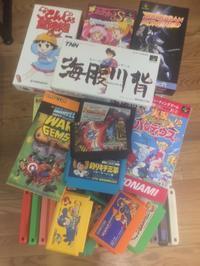 スーパーファミコン(実況おしゃべりパロディウス,海腹川背,ごきんじょ冒険隊,スプリガンパワードetc…) 、ファミコン カセットのみ ゲームソフトの買取 - レトロゲームの買取なら『中古ゲーム買取』 買取速報