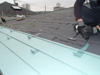 タフでエコな金属平葺きの屋根のカバー工法 - 快適!! 奥沢リフォームなび