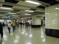 尖東站 - 香港貧乏旅日記 時々レスリー・チャン