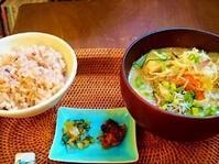 miso汁香房7月8日(日)の営業時間は12:00~18:00です。冷や汁が登場する季節になりました! - miso汁香房(ロジの木)