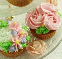 4~6月開講! カップケーキ、体験レッスンです! - ウィルトンクラス池袋 シュガーバフ