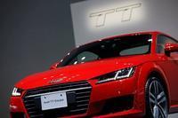 Audi New TTクーペ - WHOPPER(^^♪