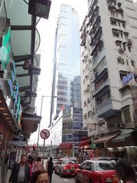 トラムに乗って - 香港貧乏旅日記 時々レスリー・チャン
