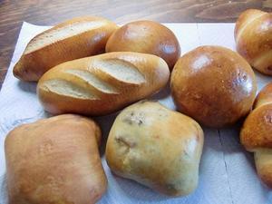 ロールパン - パンとねこのひび