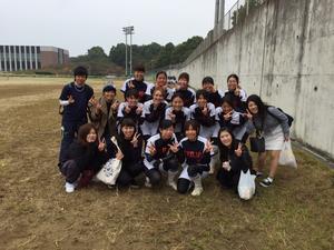 秋リーグが終わりました! - 京都女子大学ソフトボールクラブ