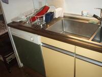 外国人のシェフご愛用の外国製のシステムキッチンが壊れました - 快適!! 奥沢リフォームなび