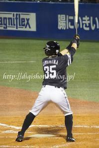 日本シリーズ開幕、初戦から両者譲らず延長12回2-2の引き分け - Out of focus ~Baseballフォトブログ~
