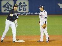 日本シリーズ5戦目、二度目の延長戦は柳田悠岐選手のサヨナラ弾でソフトバンクが王手 - Out of focus ~Baseballフォトブログ~ 終了