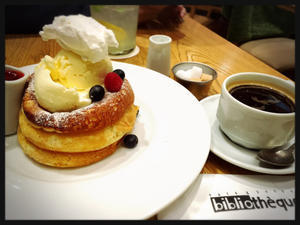 pan cake - Let It Go. Let It Be.~あるがままにYOGA LIFE