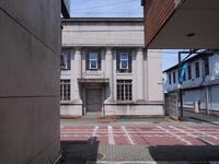 旧敦賀二五銀行舞鶴支店(元京都共栄銀行西舞鶴支店) - 近代建築Watch