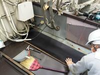 瓦棒葺きのトタン屋根をカバー工法で葺き替え - 快適!! 奥沢リフォームなび