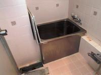鉄筋コンクリート造マンション浴室から水漏れ - 快適!! 奥沢リフォームなび