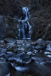 1月竜神の滝 - 光画日記