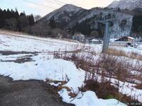 スキーに行ったものの・・・ - お山な日々・・・時々町