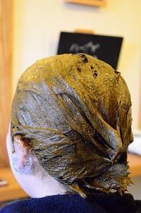ヘナは染めるというよりは・・・ - 館林の美容室~一人だから誰にも気を使わないプライベートな空間~髪を傷ませたくないあなたの美容室 パーセプションのウェブログ