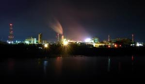 思い出の工場夜景 - 八戸工場夜景 やませの国から