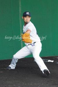 古野正人投手を支配下登録、背番号「40」 - Out of focus ~Baseballフォトブログ~