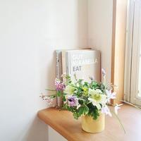 花のしつらい教室・春〜参加者募集 - きままなクラウディア