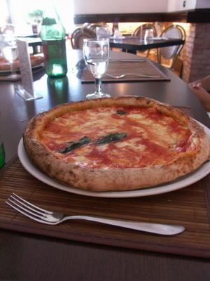 本場ナポリのピッザ! - 趣味の料理は、『簡単なイタリアンパスタ』